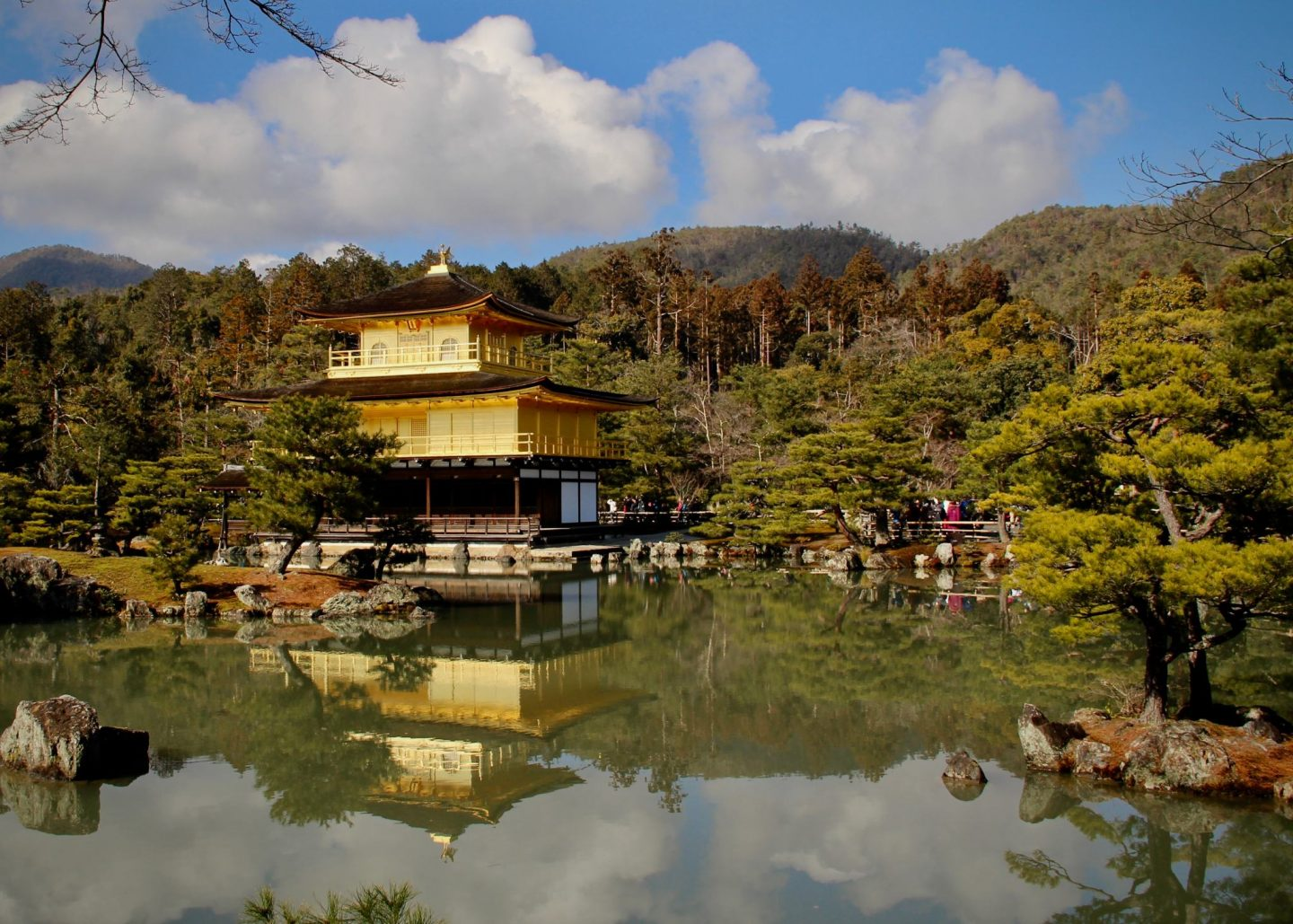 The Golden Temple Kyoto, Japan - The Spectacular Adventurer