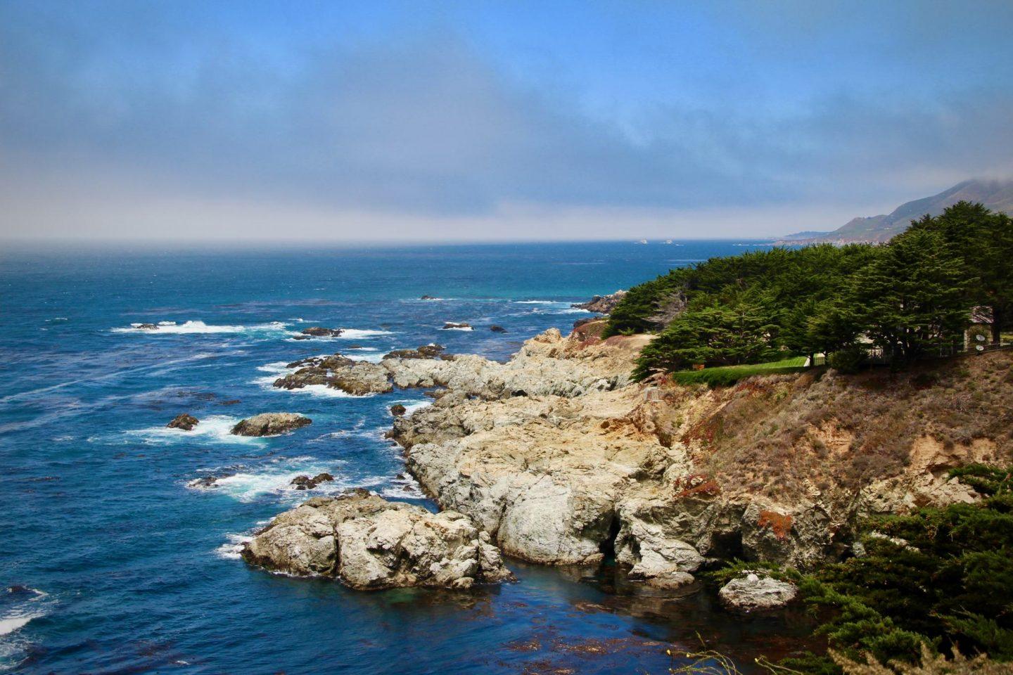 Big Sur ... California's Highway 1 ... The Spectacular Adventurer