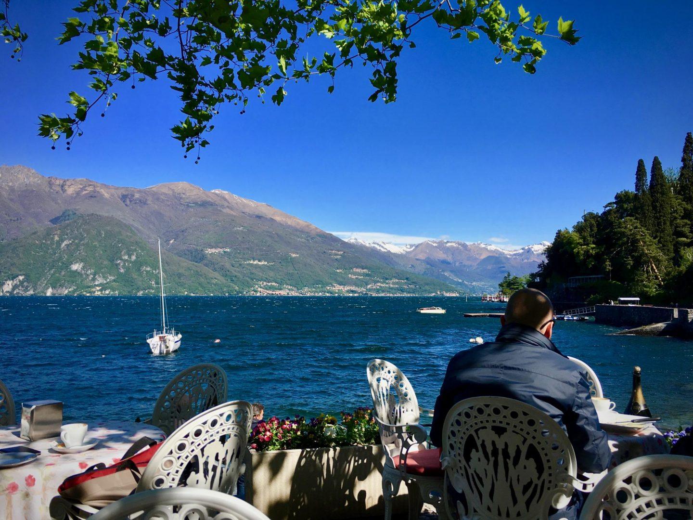 What to do Lake Como ... Cafe Varenna Lake Como ... The Spectacular Adventurer
