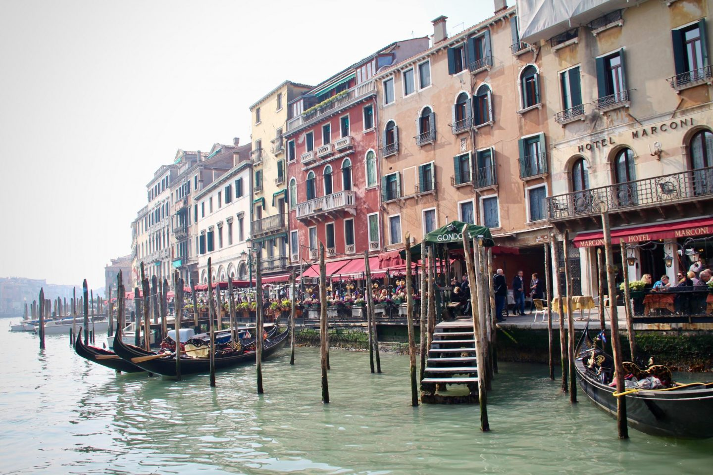 Grand Canal Gondola Ride in Venice - The Spectacular Adventurer