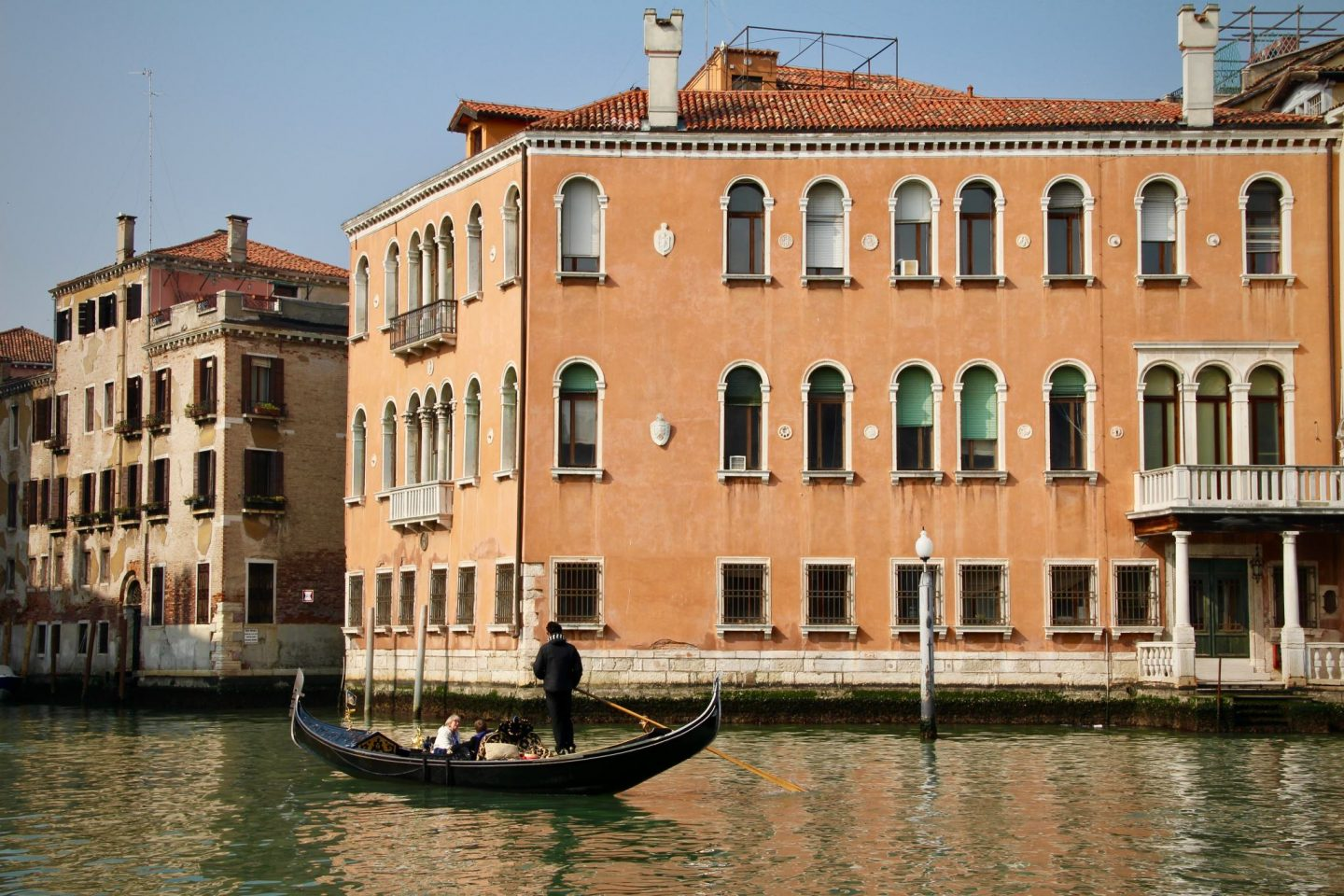 Venice Canal Gondola Ride - The Spectacular Adventurer