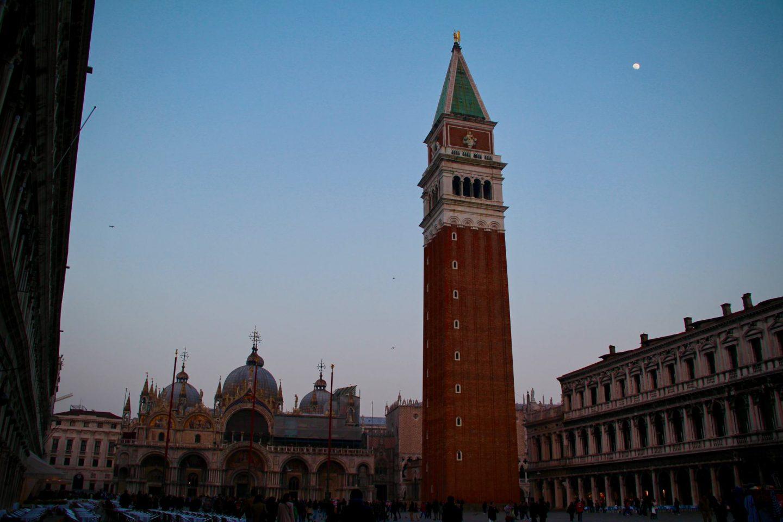 Venice St. Mark's Basilica & Campanile ... The Spectacular Adventurer