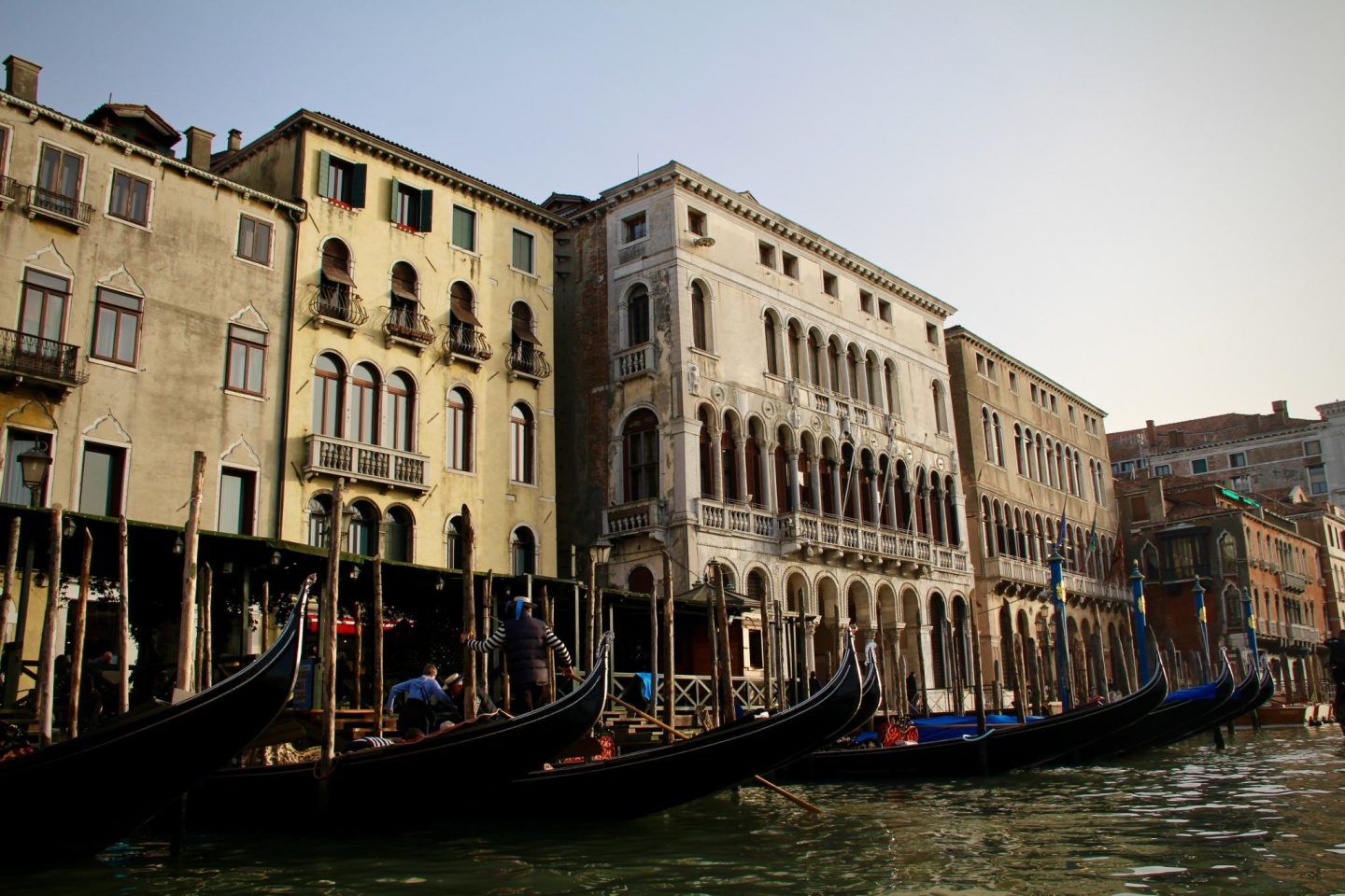 Venice Grand Canal - The Spectacular Adventurer