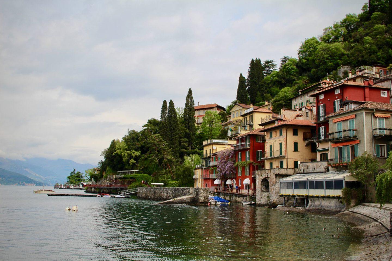 What to do in Lake Como ... Verenna Town, Lake Como Italy ... The Spectacular Adventurer