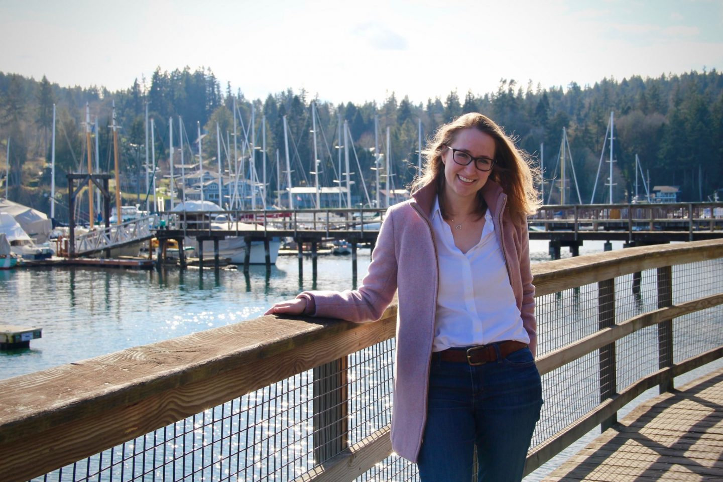 Bainbridge Island, Washington - The Spectacular Adventurer