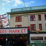 Seattle Public Market at Pike Place