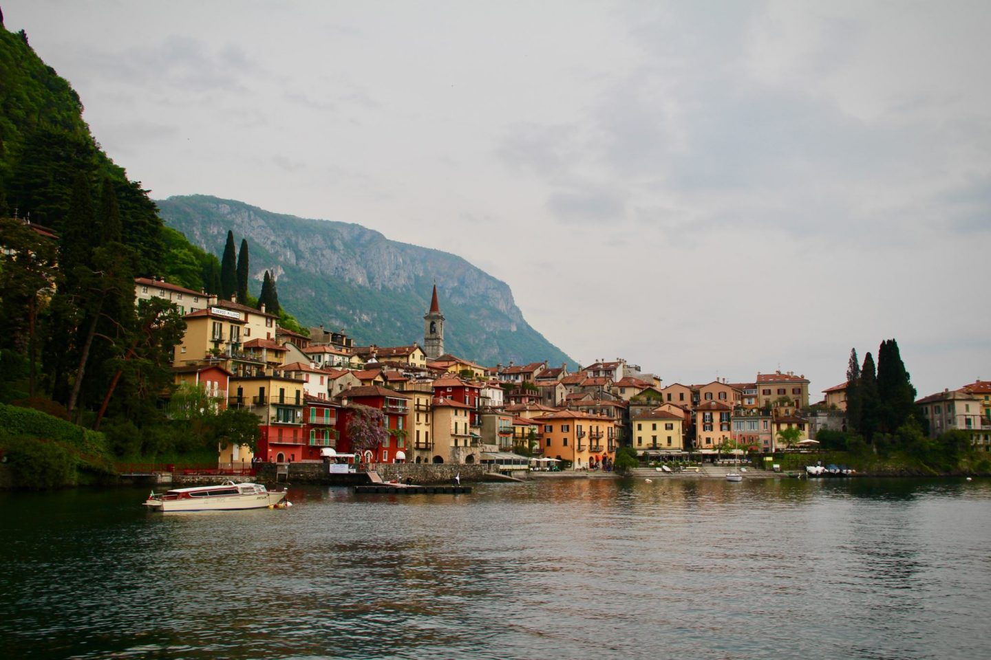 What to do in Lake Como ... Varenna City View from water, Lake Como Italy ... The Spectacular Adventurer