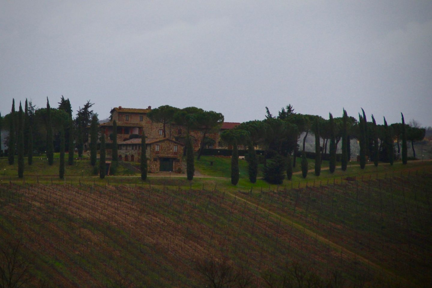 Chianti Wine Region ... Italian Tuscan Hills ... The Spectacular Adventurer