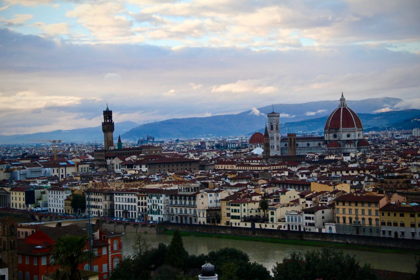 7 Day Italian Itinerary ... Florence, Italy ... The Spectacular Adventurer