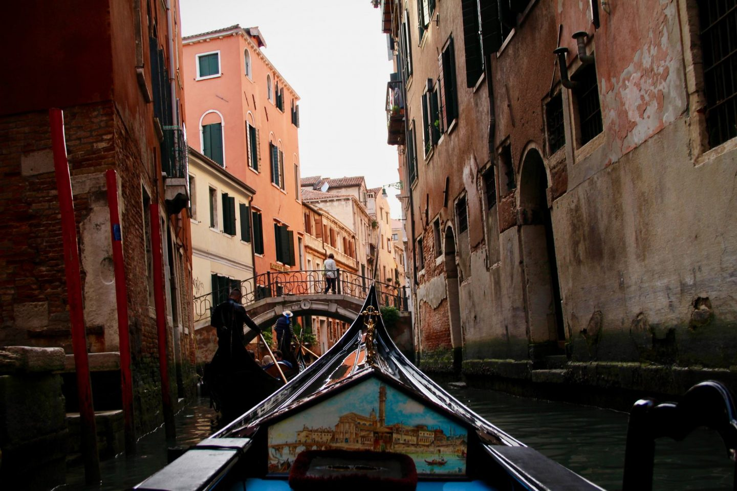 Venice Gondola Ride on Side Canals - The Spectacular Adventurer