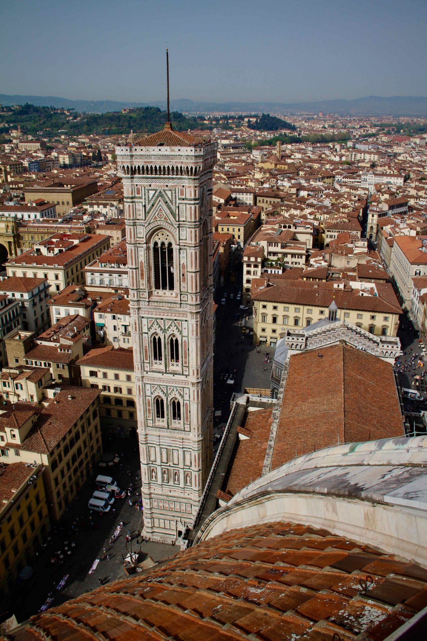 The Duomo ... 24 Hours in Florence ... The Spectacular Adventurer