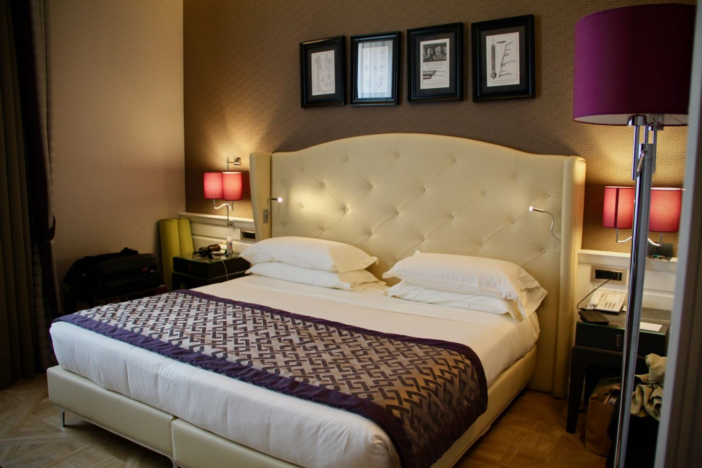 Where to Stay Florence ... Hotel Spadai ... The Spectacular Adventurer