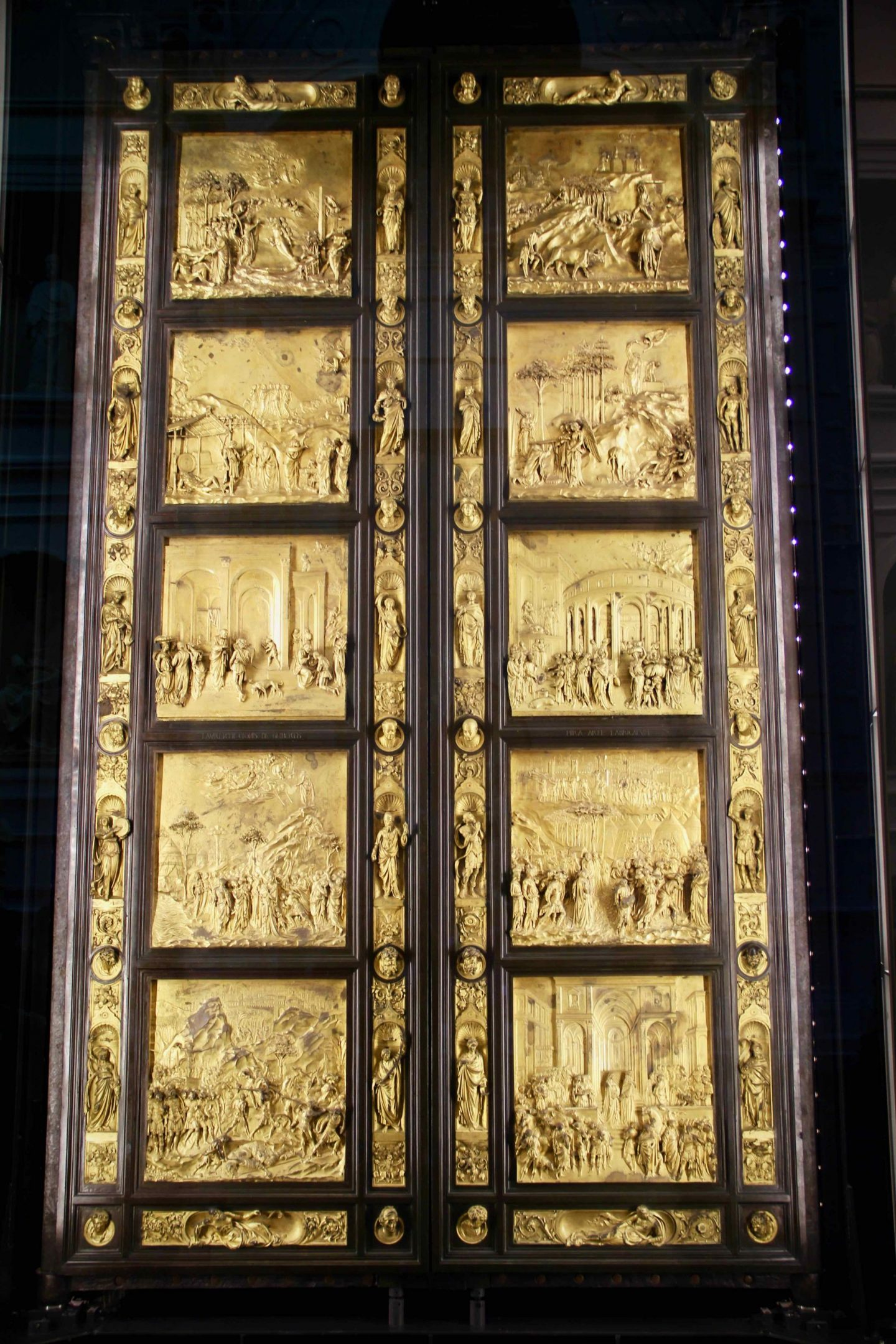 The Duomo Gates of Paradise... 24 Hours in Florence ... The Spectacular Adventurer