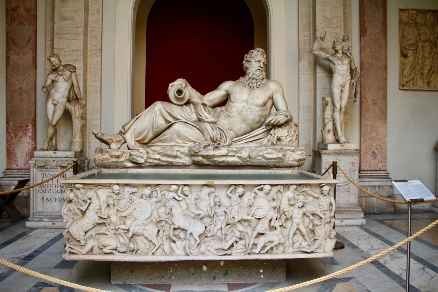 Vatican Museum Sculptures ... Rome Travel Guide ... The Spectacular Adventurer