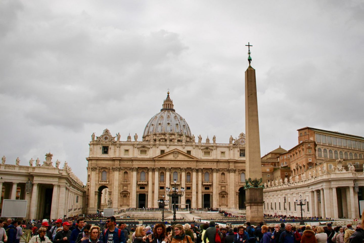 St. Peter's Basilica ... 24 hours in Rome ... The Spectacular Adventurer