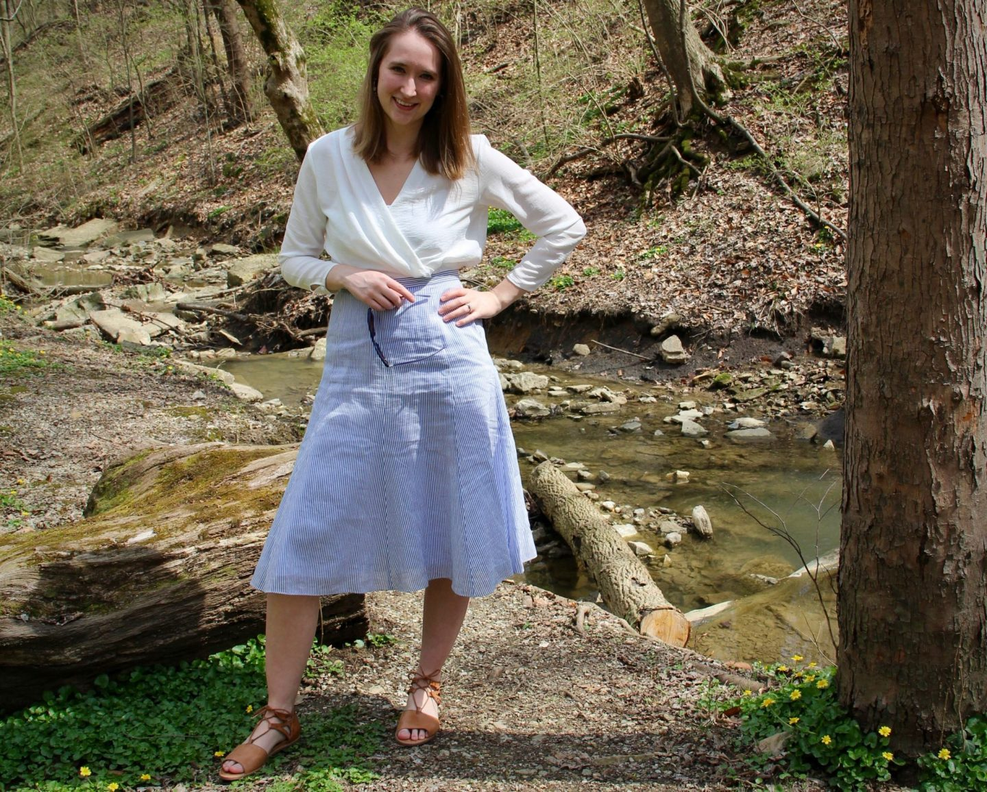 What to Wear for Easter ... Easter Spring Formal Style ... The Spectacular Adventurer