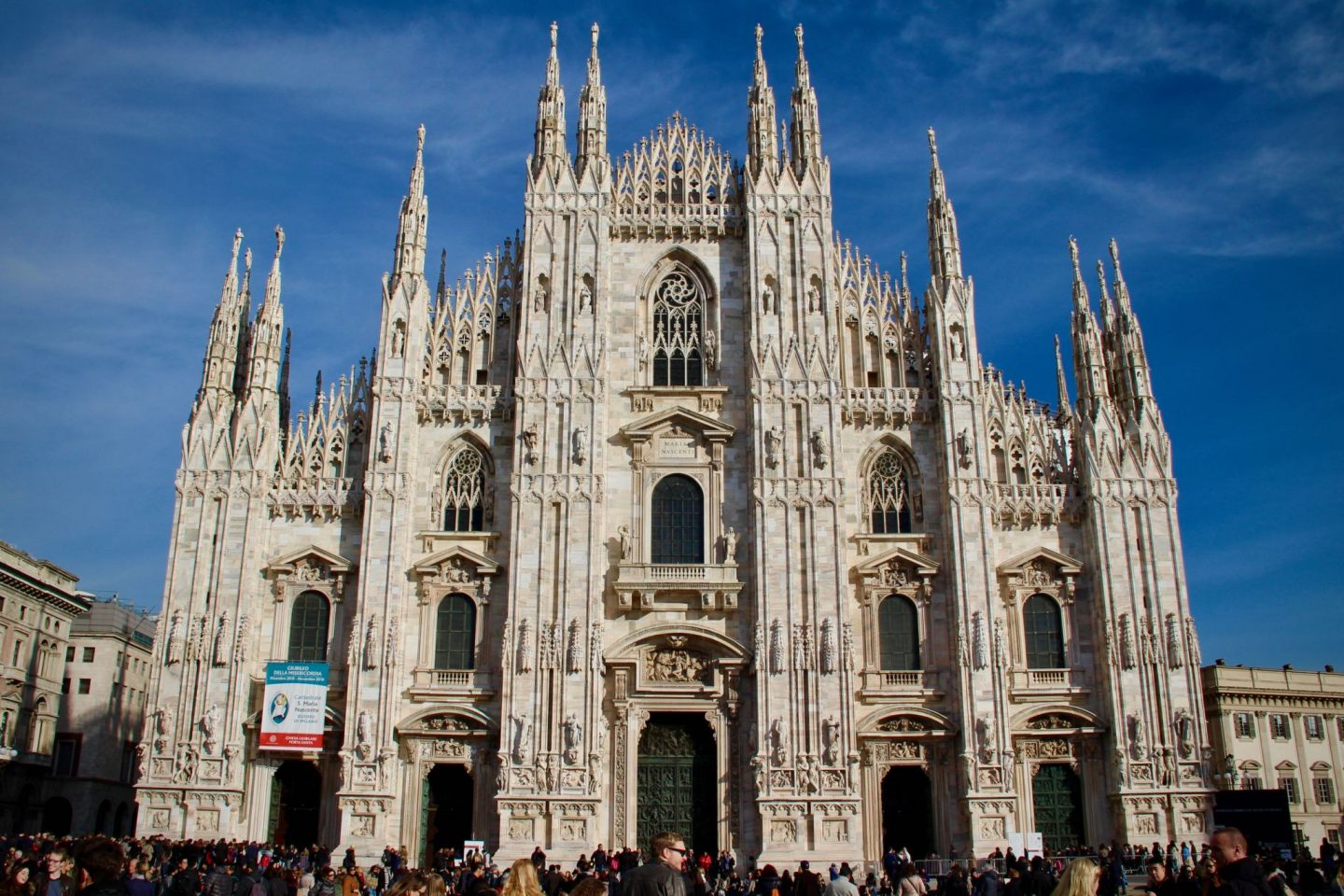 7 Day Italian Itinerary ... Milan Gothic Duomo ... The Spectacular Adventurer