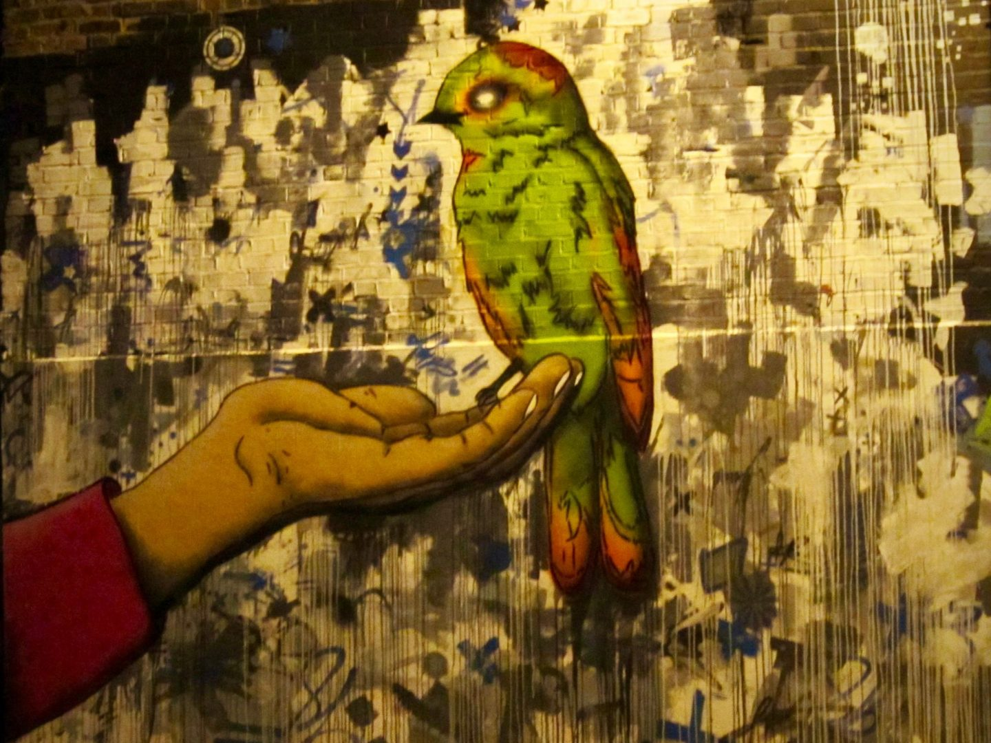 London Street Art | London's Art & Artifacts | The Spectacular Adventurer