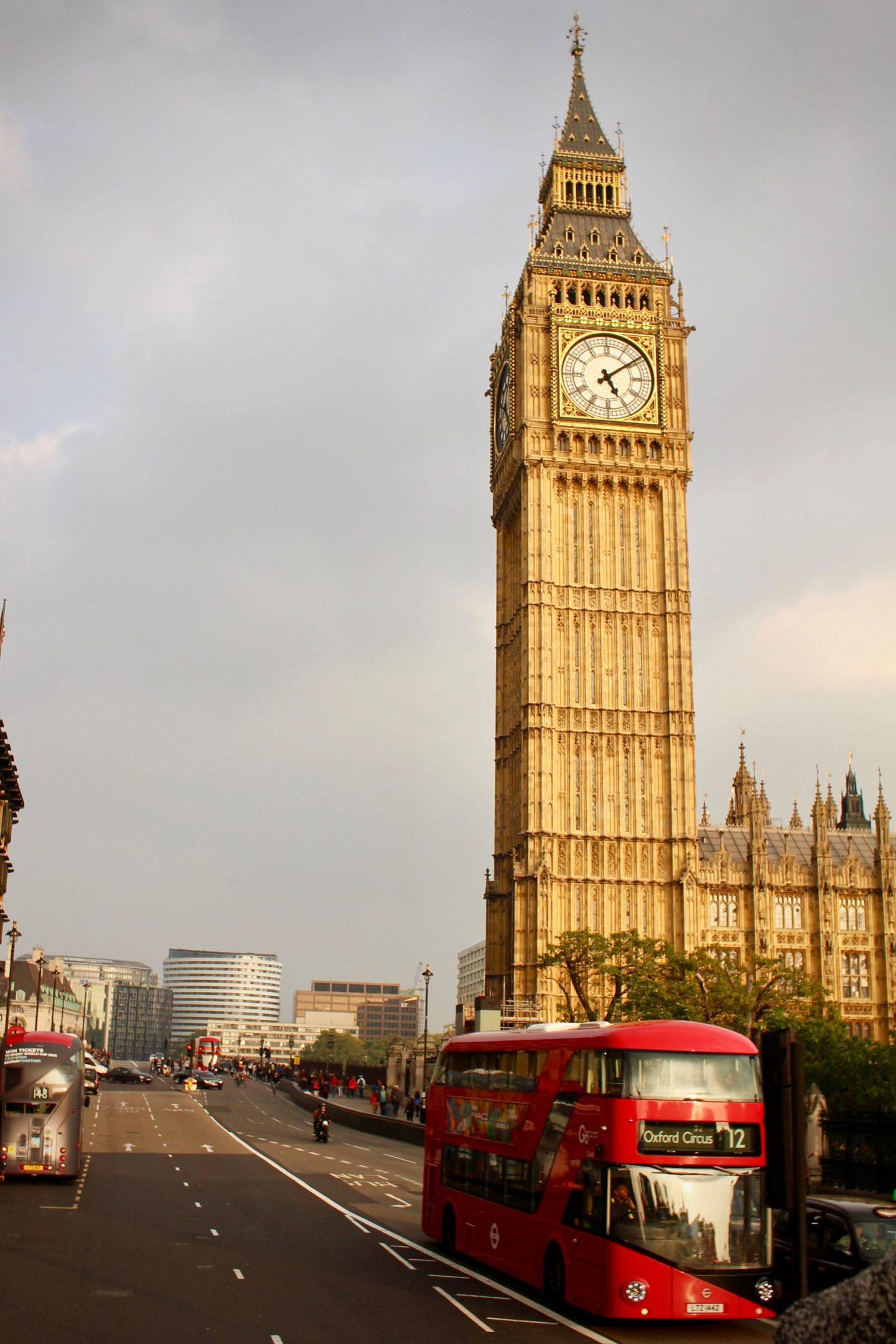 Big Ben ... London UK ... The Spectacular Adventurer