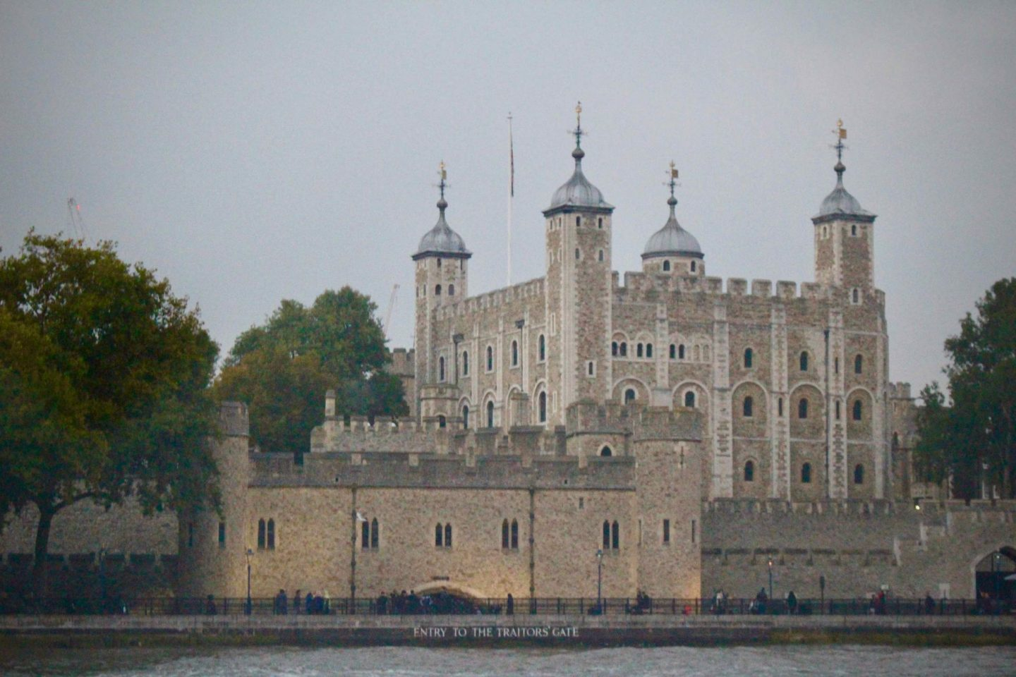 Tower of London ... London Travel Guide ... The Spectacular Adventurer