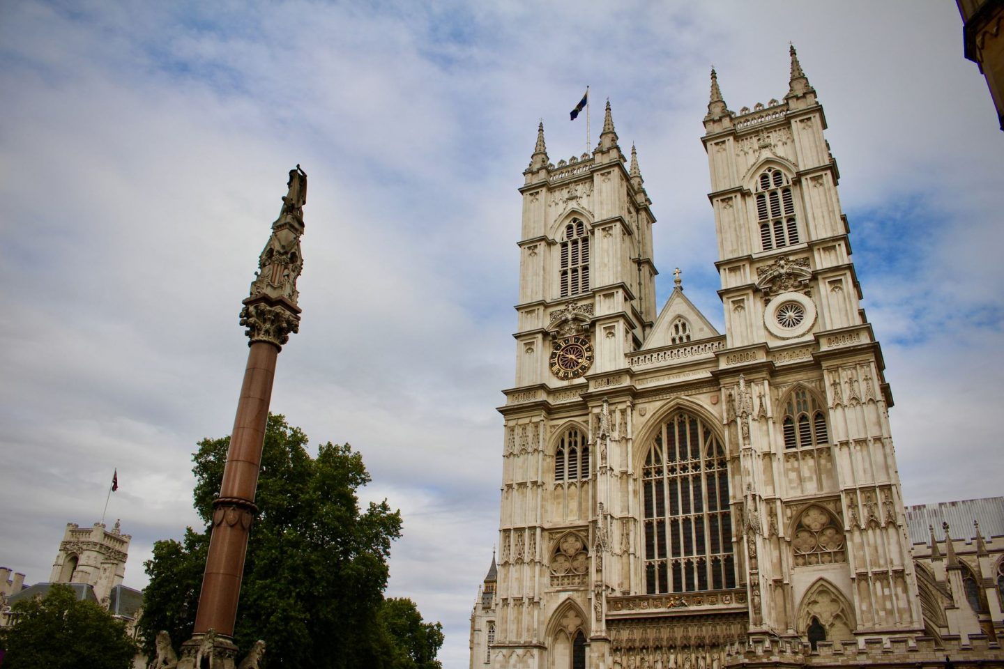 Westminster Abbey ... 24 hours in Westminster London ... The Spectacular Adventurer