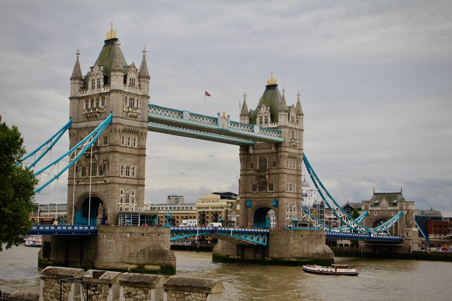 Tower Bridge | 7-day London Itinerary | The Spectacular Adventurer