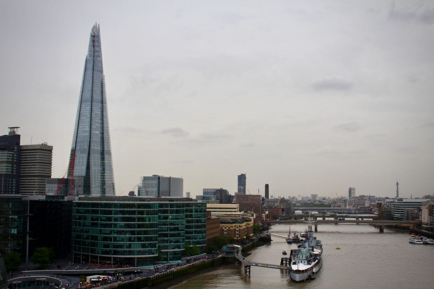 The Shard | London Travel Guide | The Spectacular Adventurer