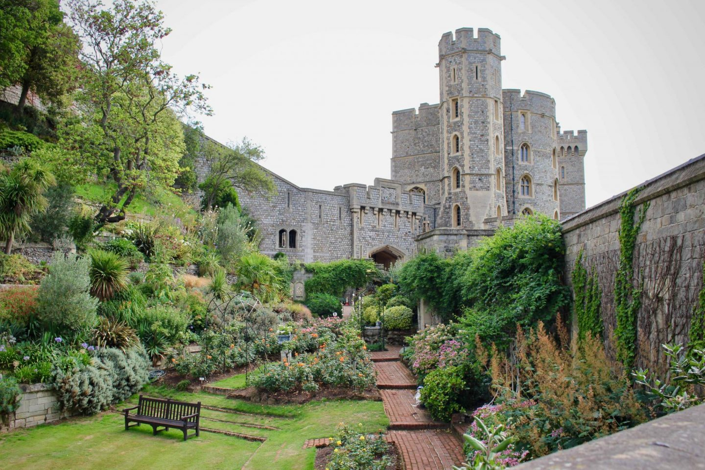 24 hours in Windsor UK