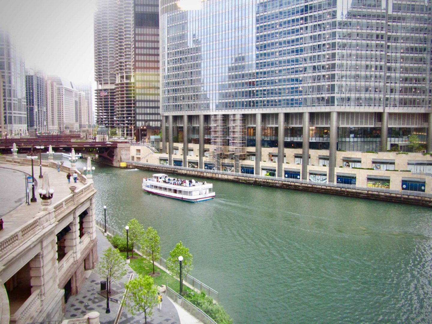 Wendellas Architecture Boat Tour ... 3-day Chicago Itinerary ... The Spectacular Adventurer