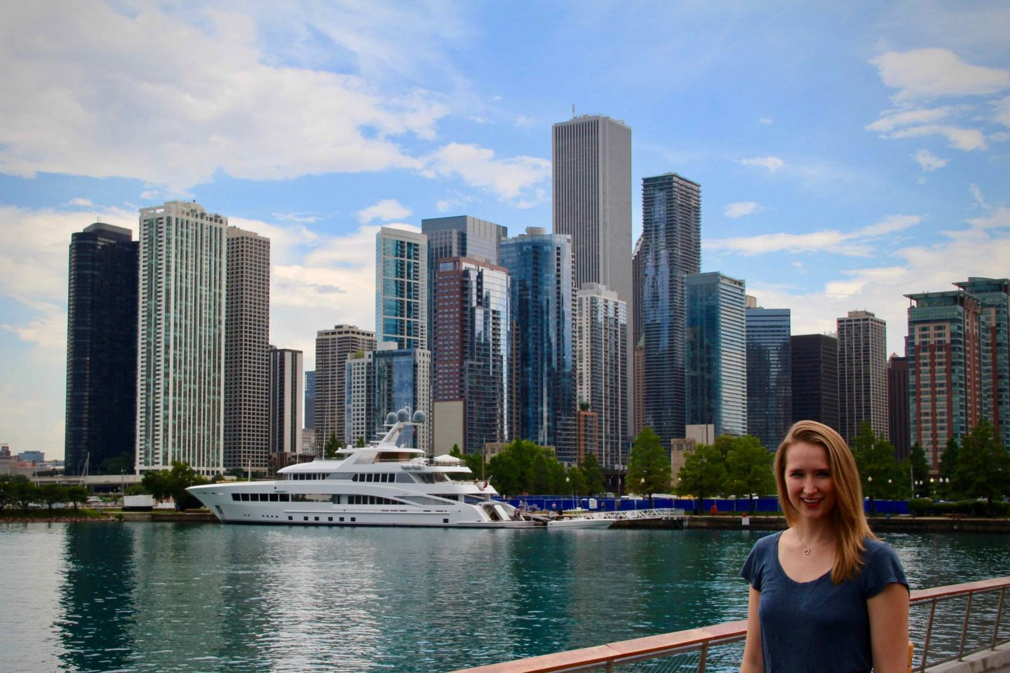 Chicago Skyline | Chicago Travel Guide | The Spectacular Adventurer