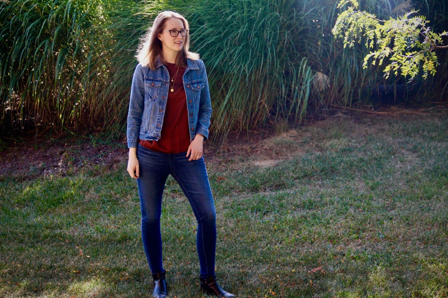 Casual Silk Outfit   Fall Capsule Wardrobe   The Spectacular Adventurer