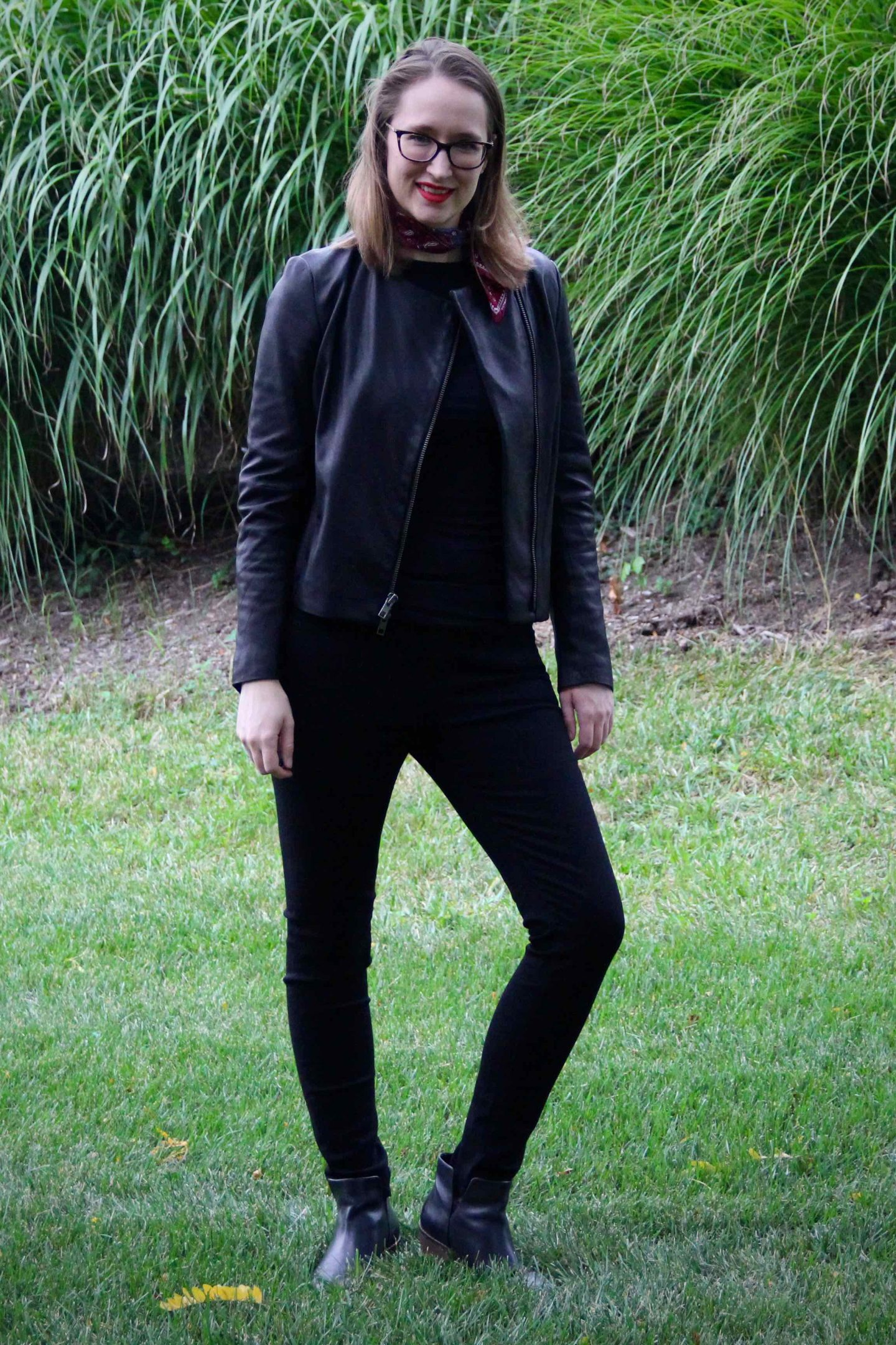 Casual Leather Fashion | The Spectacular Adventurer