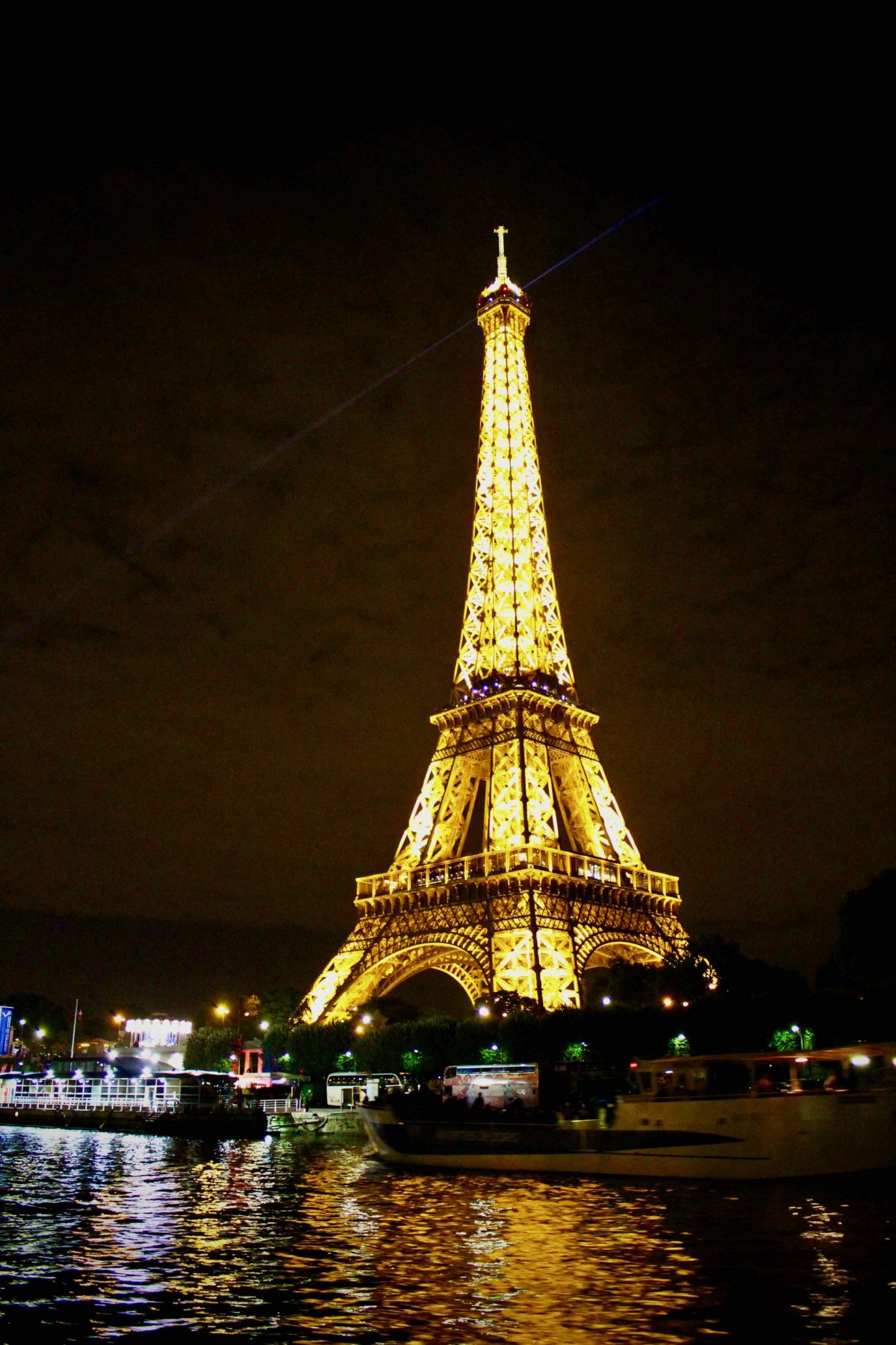Eiffel Tower at Night | 1 Day in Paris | The Spectacular Adventurer
