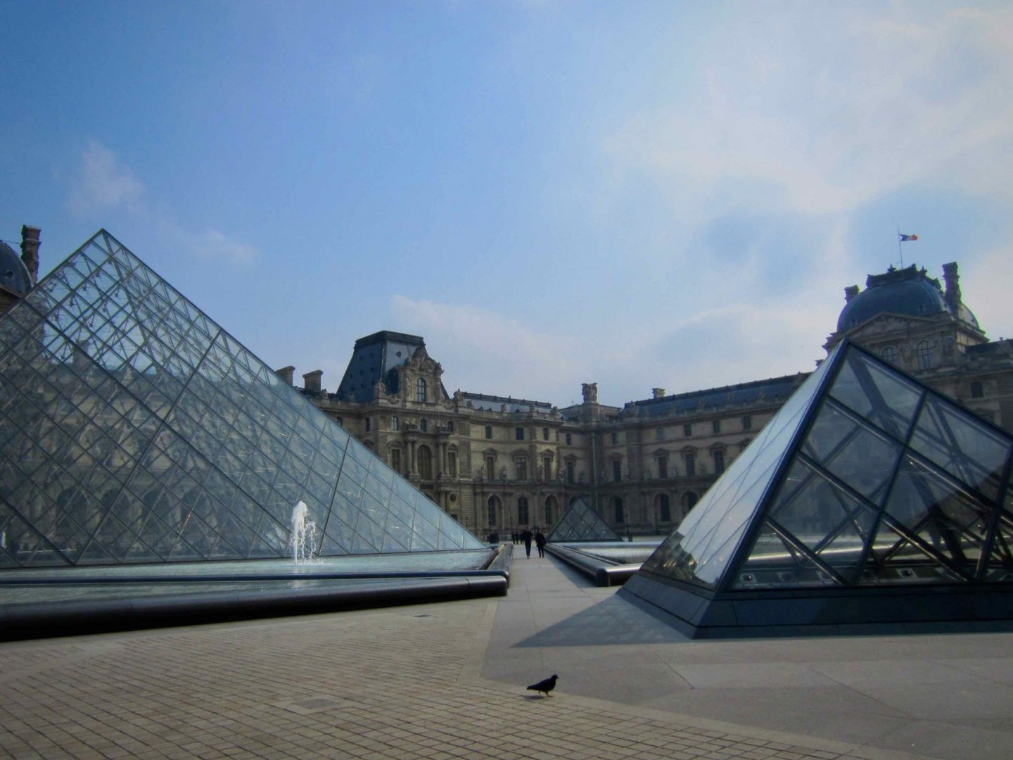 Louvre Museum | Strolling the Champs-Elysées in Paris | The Spectacular Adventurer