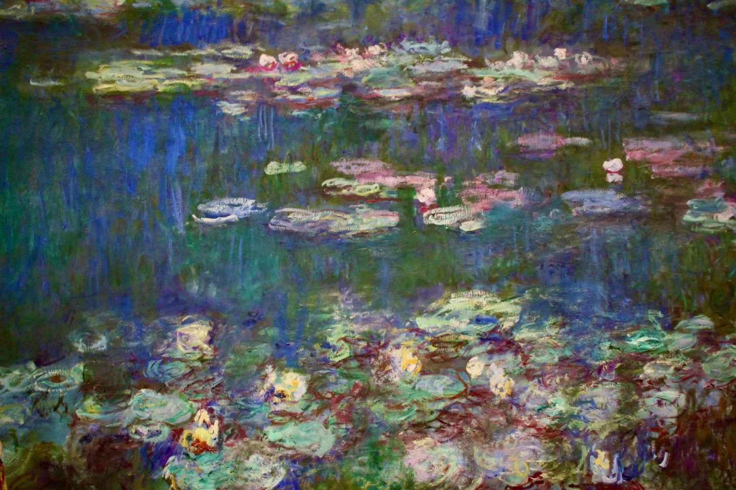Musee de L'Orangerie Monet's Water Lilies | Paris Travel Guide | The Spectacular Adventurer