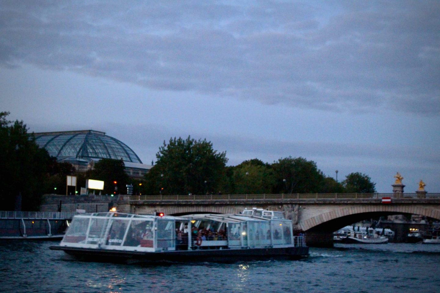 Seine River Cruise | 1 Day in Paris | The Spectacular Adventurer