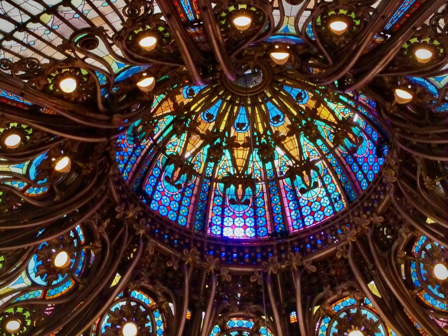 Galeries Lafayette | Exploring Montmartre in Paris Day 4 | The Spectacular Adventurer