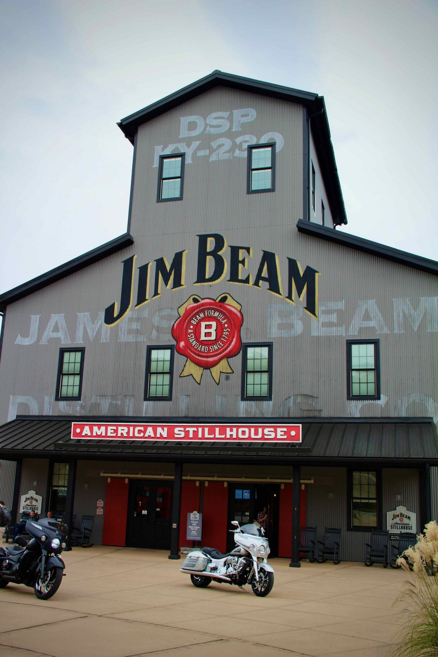 Jim Beam Still House | Kentucky Bourbon Trail | The Spectacular Adventurer