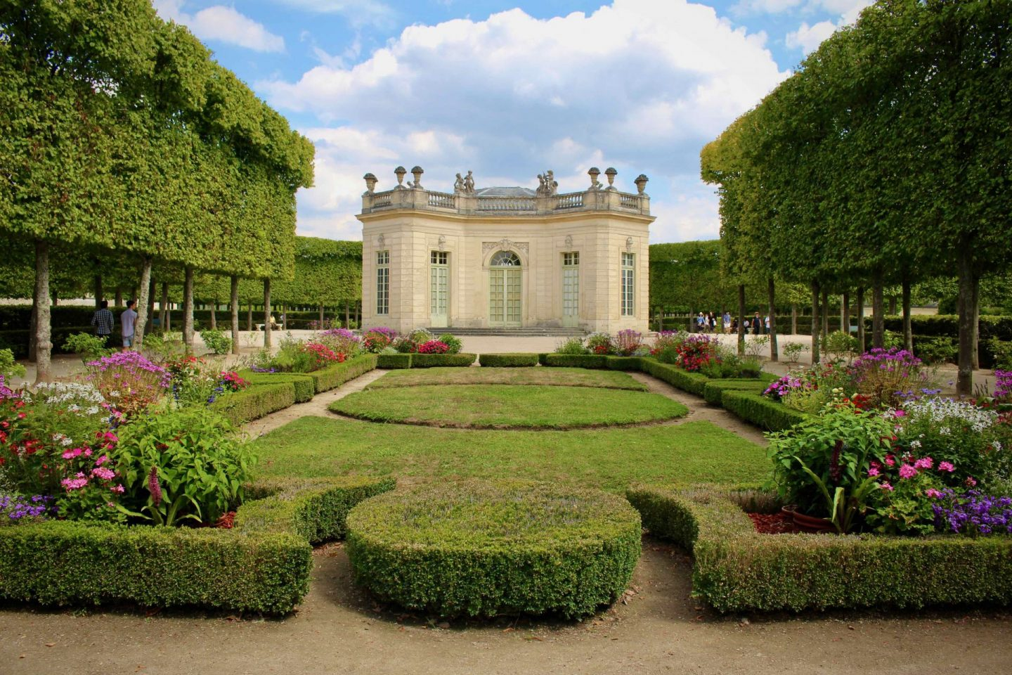 Petit Trianon | Day trip from Paris to Versailles | The Spectacular Adventurer