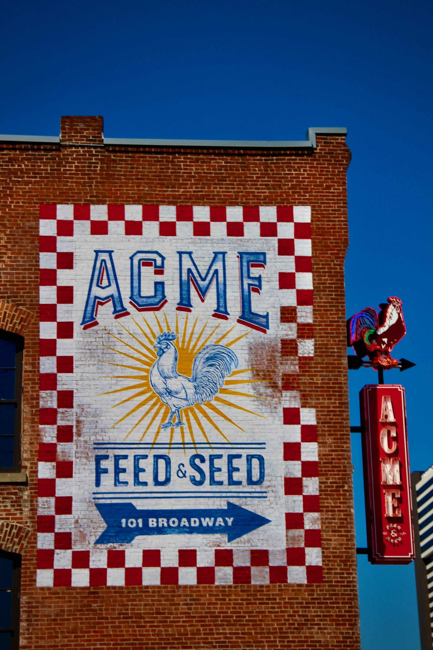 ACME Broadway | Things to do in Nashville TN | The Spectacular Adventurer
