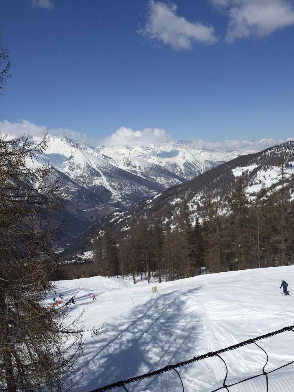 Alps Skiing | Bucket List Adventure | The Spectacular Adventurer