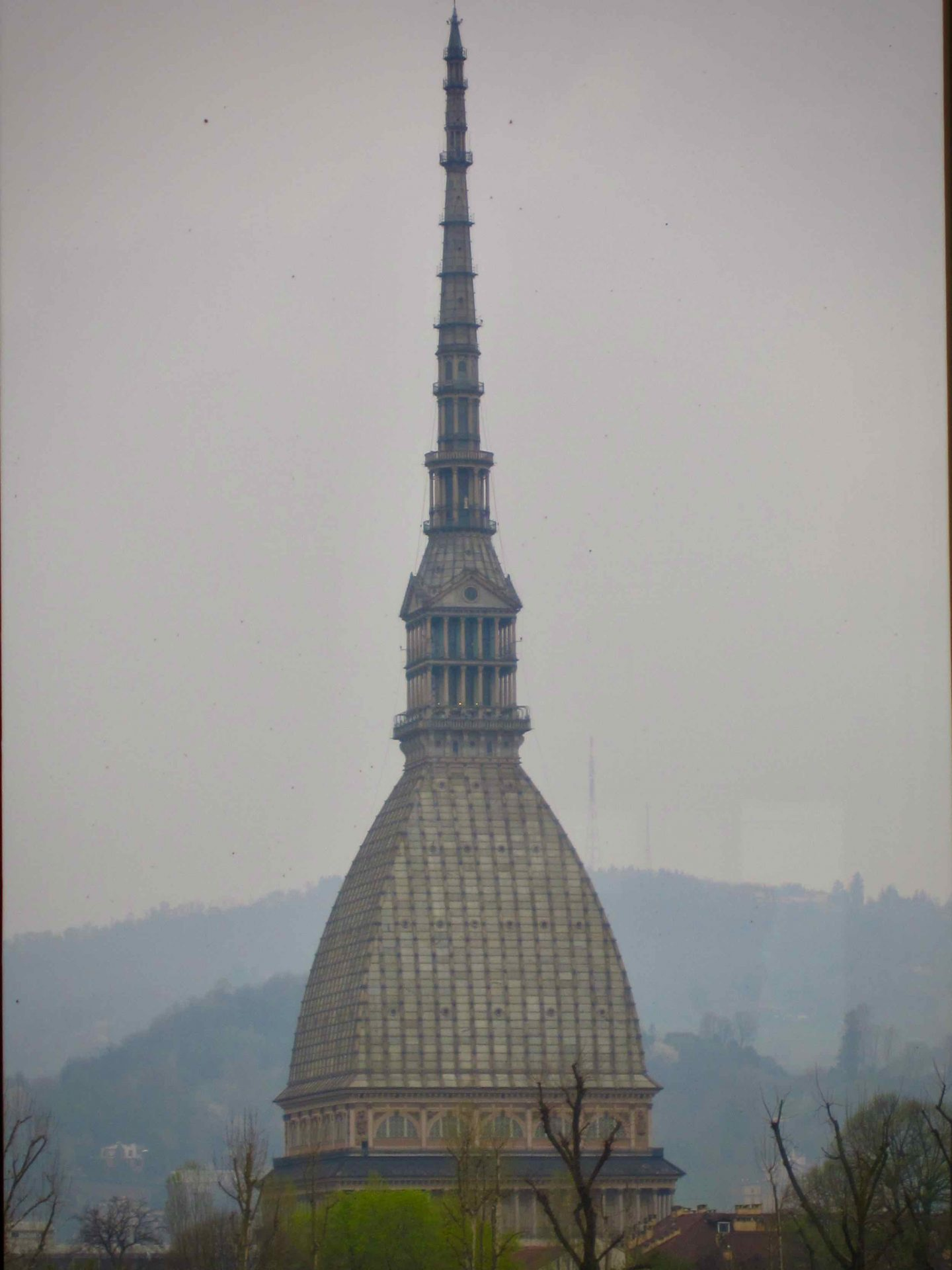 Mole in Turin | The Spectacular Adventurer