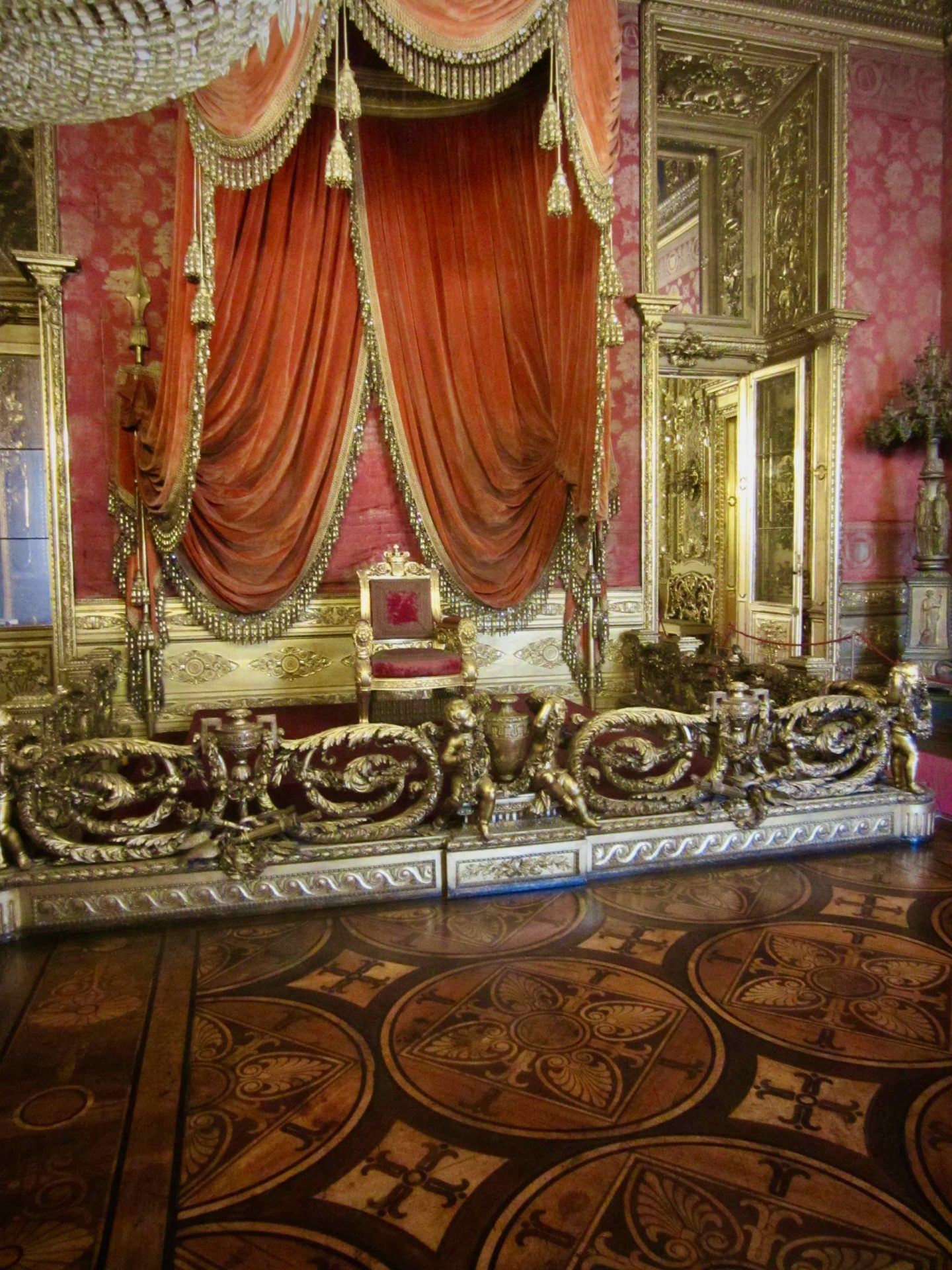 Royal Palace Throne | Torino Italy Travel Guide | The Spectacular Adventurer