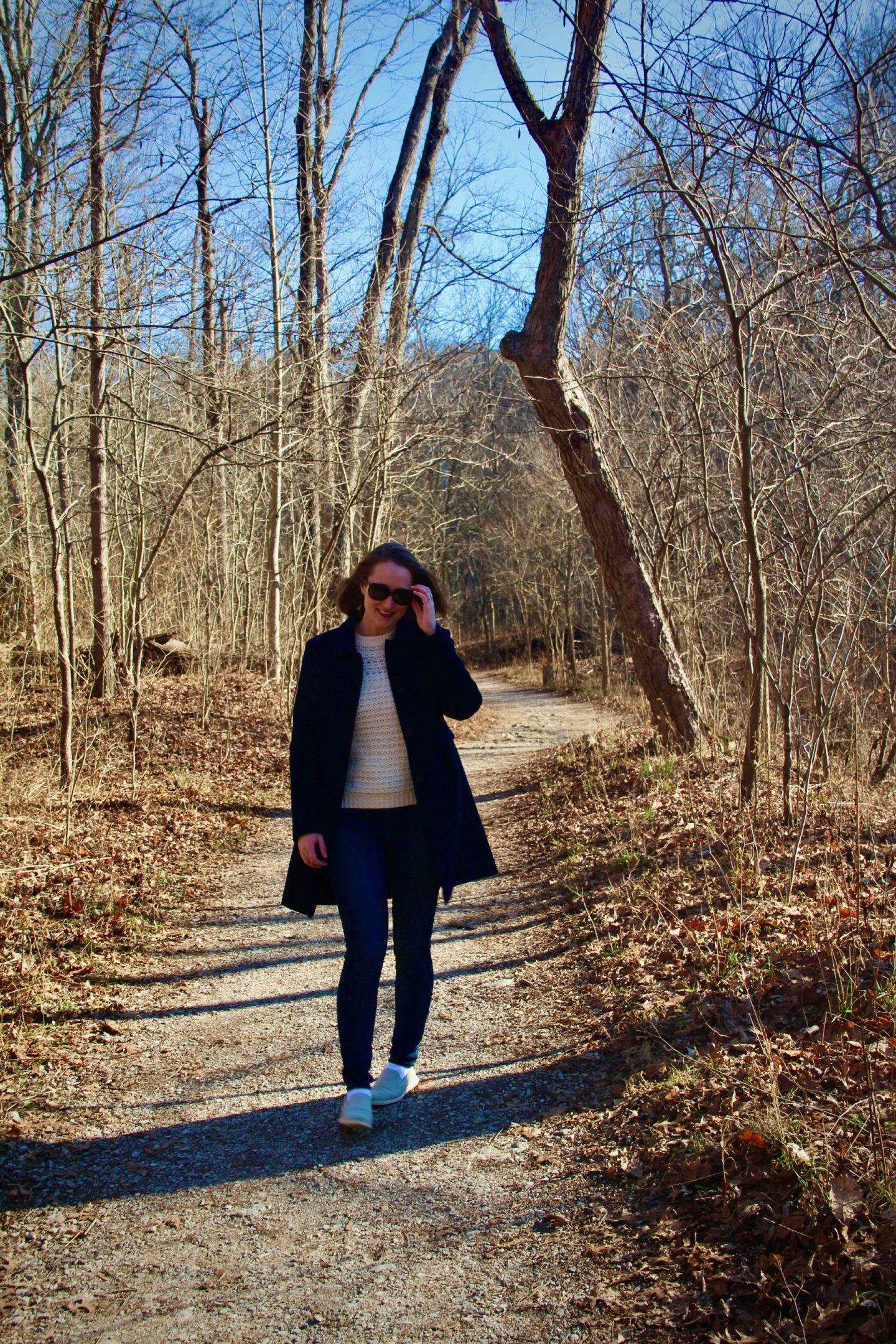 Everyday Adventure in Cincinnati | Walks through Sharon Woods | The Spectacular Adventurer