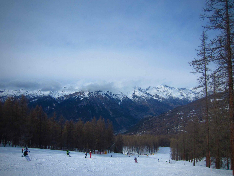 Cloudy Italian Alps | Bucket List Adventure | The Spectacular Adventurer