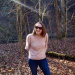 Madewell Puff-Sleeve Sweater | The Spectacular Adventurer