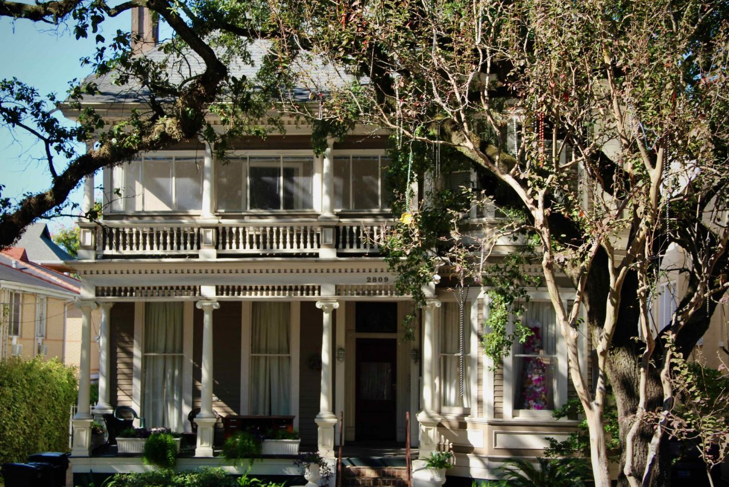 24 Hours in the Garden District of New Orleans