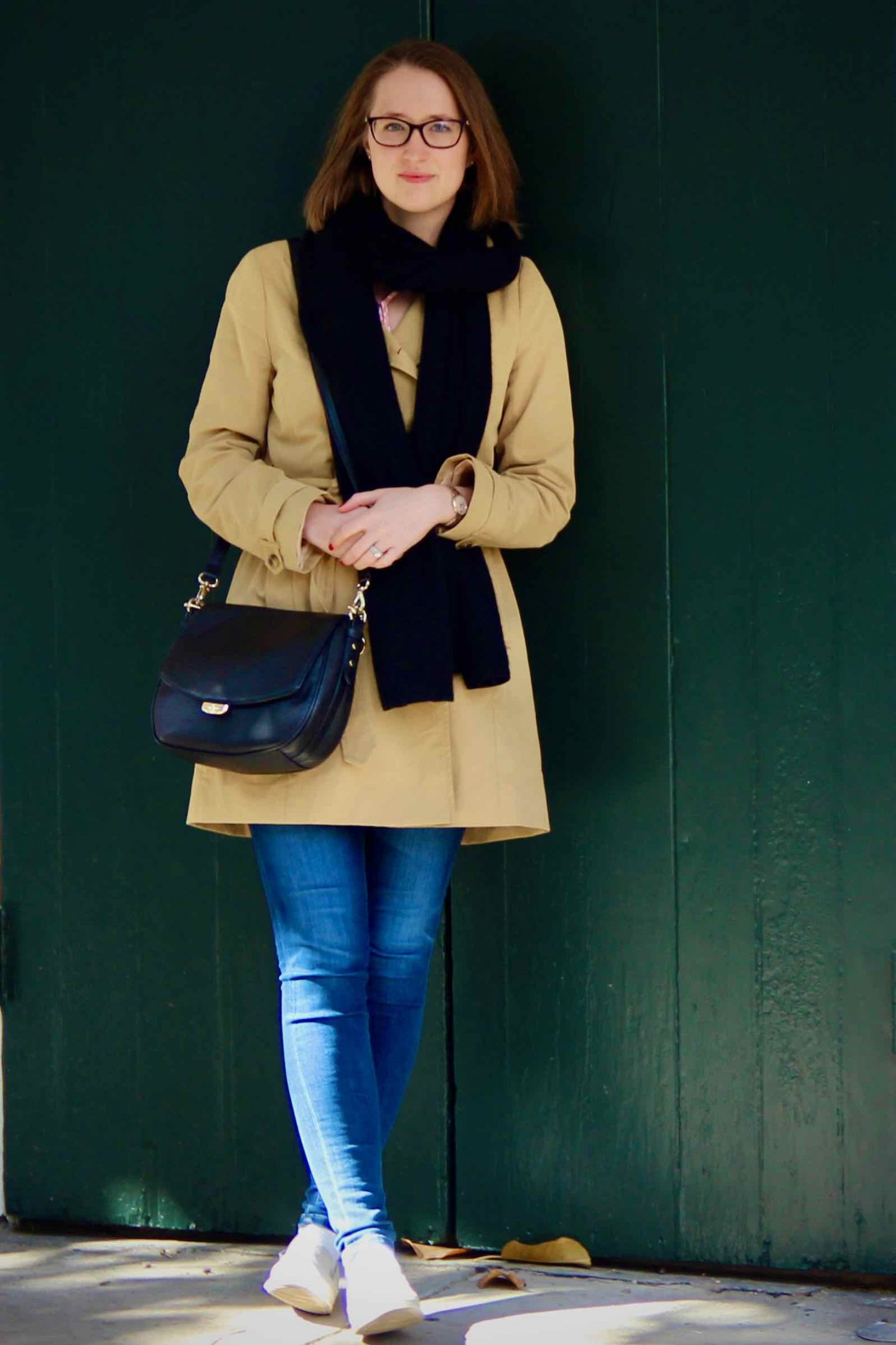 J. Crew Trench Jacket | The Perfect Trench for Spring | The Spectacular Adventurer