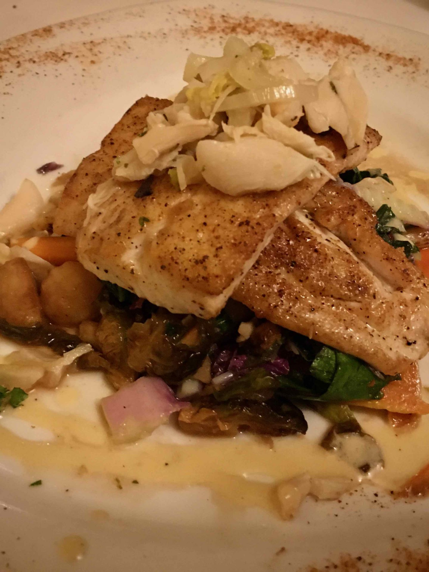 Fish Dish | Day 2 in New Orleans | The Spectacular Adventurer