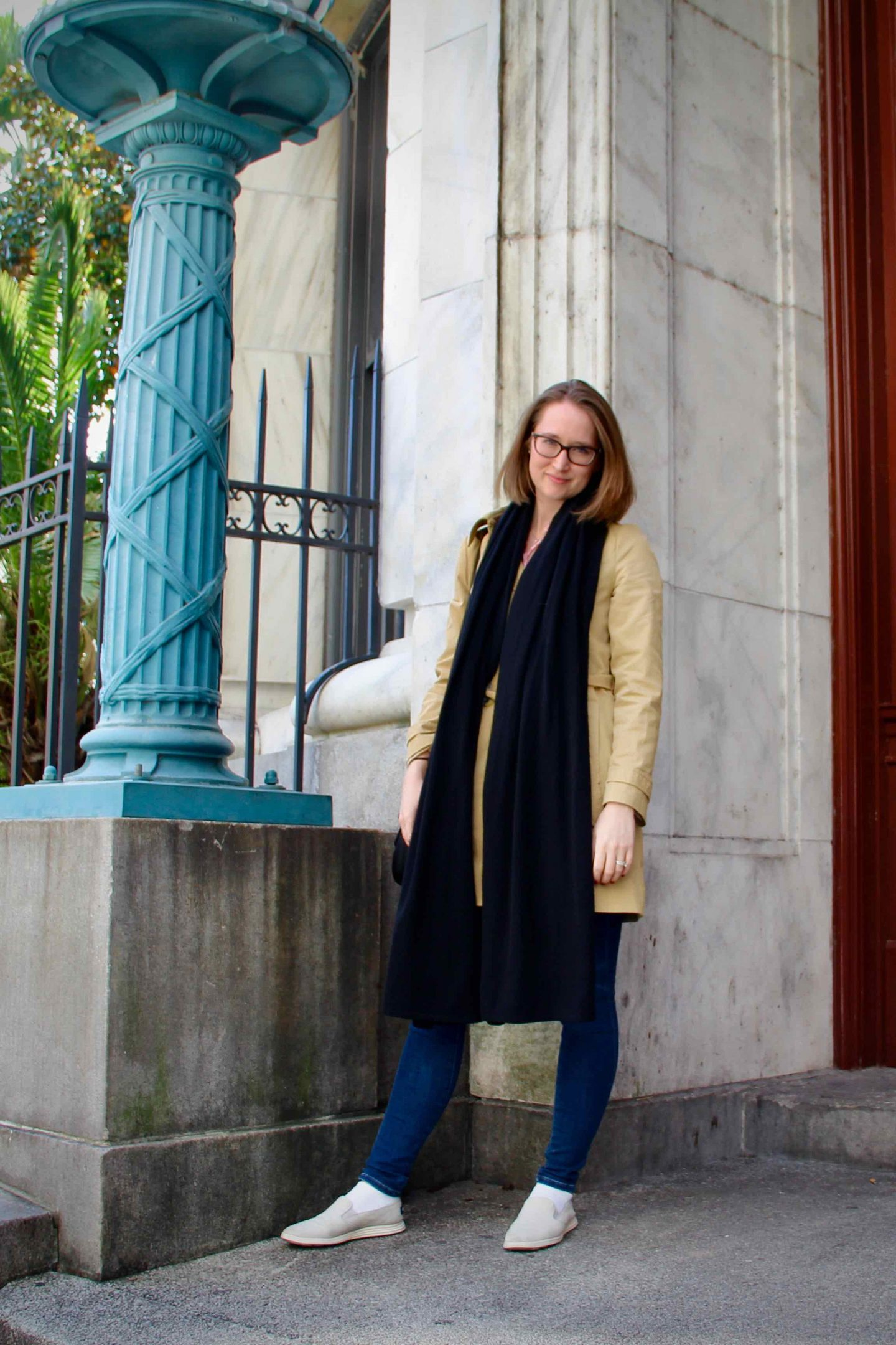 Everyday Spring Trench | The Spectacular Adventurer